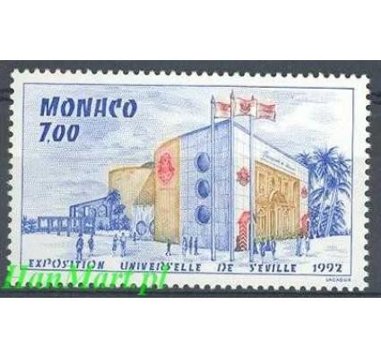 Monako 1992 Mi 2073 Czyste **