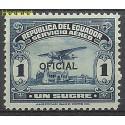 Ekwador 1929 Mi die 135 Czyste **