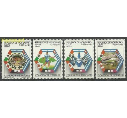 Znaczek Honduras 1981 Mi 981-984 Czyste **