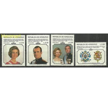 Znaczek Honduras 1977 Mi 896-899 Czyste **