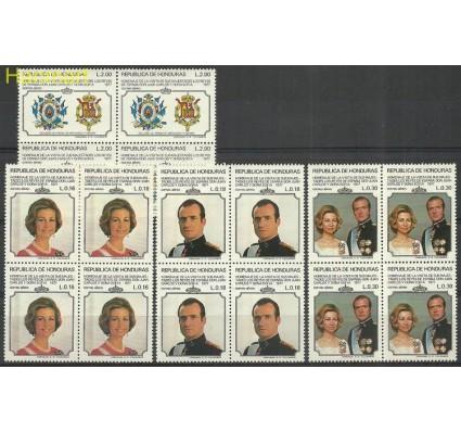 Znaczek Honduras 1977 Mi vie896-899 Czyste **