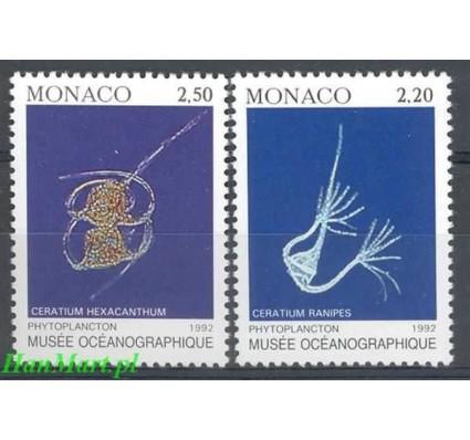 Znaczek Monako 1992 Mi 2095-2096 Czyste **