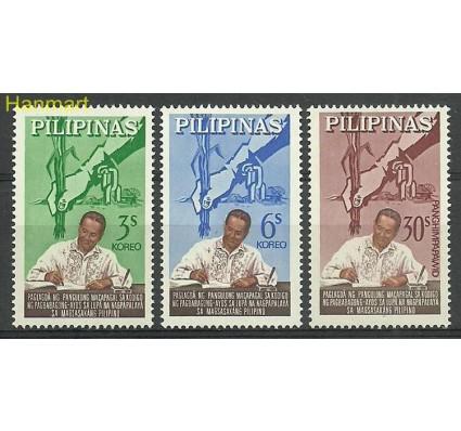 Znaczek Filipiny 1964 Mi 759-761 Czyste **