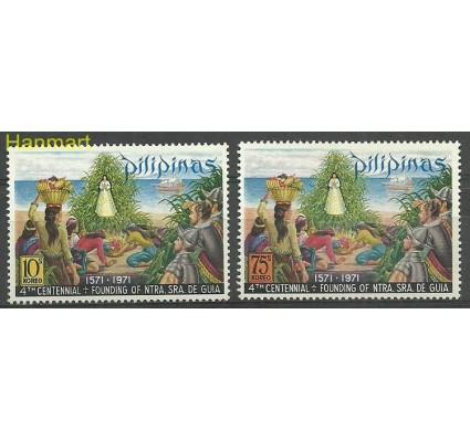 Znaczek Filipiny 1971 Mi 975-976 Czyste **