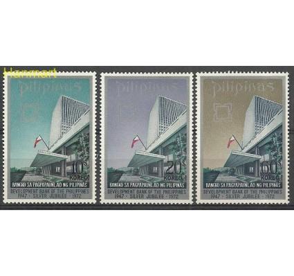Znaczek Filipiny 1972 Mi 1013-1015 Czyste **