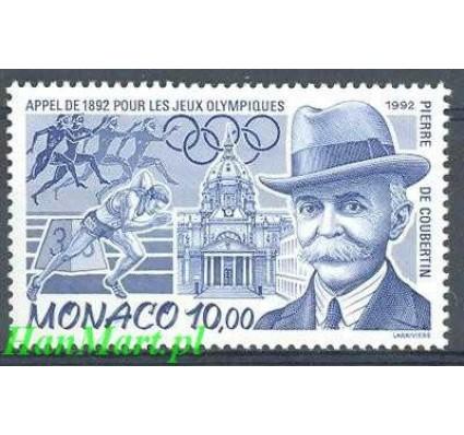Monako 1992 Mi 2098 Czyste **