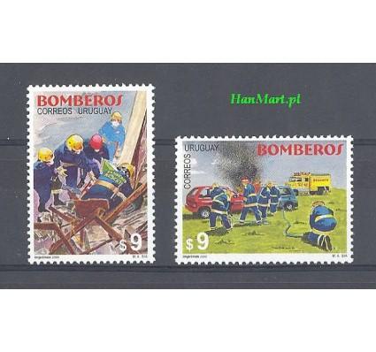 Znaczek Urugwaj 2000 Mi 2570-2571 Czyste **