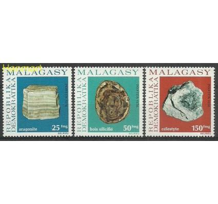 Znaczek Madagaskar 1976 Mi 791-793 Czyste **
