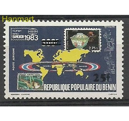 Znaczek Benin 1983 Mi 315A Czyste **