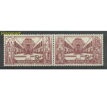 Znaczek Australia 1958 Mi 282-283 Czyste **