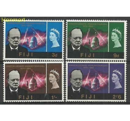 Znaczek Fidżi 1966 Mi 187-190 Czyste **
