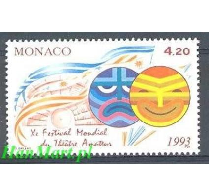 Monako 1993 Mi 2114 Czyste **