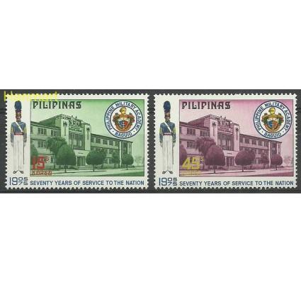 Znaczek Filipiny 1975 Mi 1120-1121 Czyste **