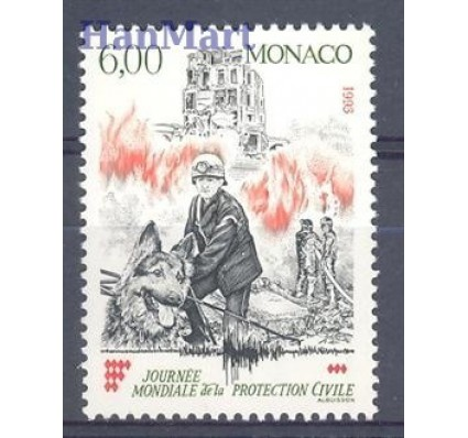 Znaczek Monako 1993 Mi 2115 Czyste **