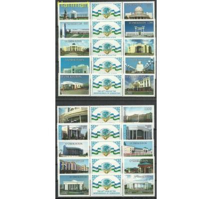 Znaczek Uzbekistan 2011 Mi dre969-988 Czyste **