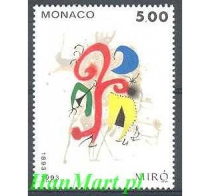 Monako 1993 Mi 2152 Czyste **