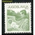 Jugosławia 1987 Mi 2226 Czyste **