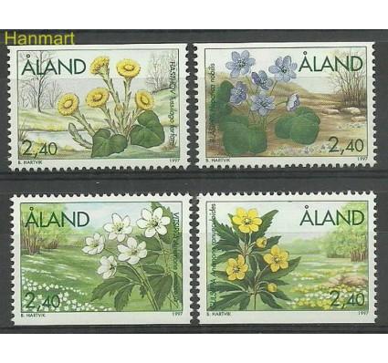 Znaczek Wyspy Alandzkie 1997 Mi 120-123 Czyste **