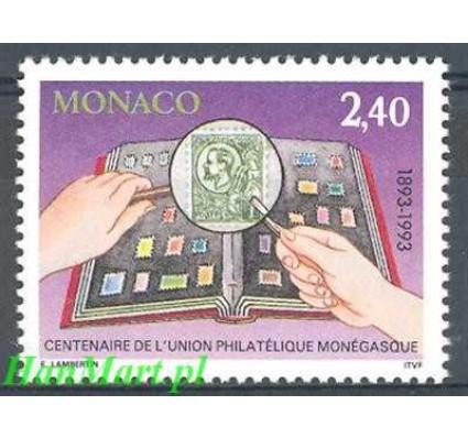Monako 1993 Mi 2154 Czyste **