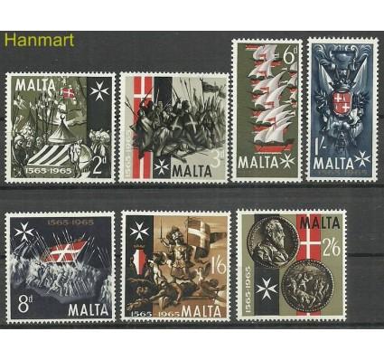 Znaczek Malta 1965 Mi 323-329 Czyste **