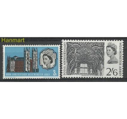 Znaczek Wielka Brytania 1966 Mi 416-417x Czyste **