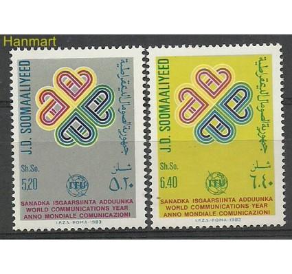 Znaczek Somalia 1983 Mi 333-334 Czyste **