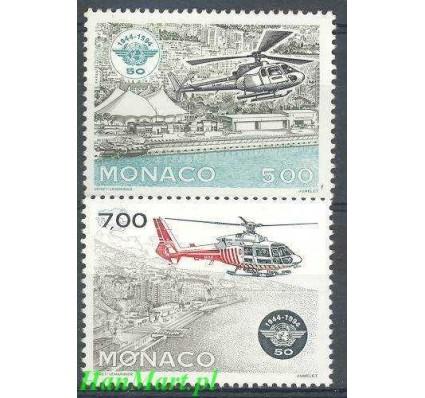 Monako 1994 Mi 2194-2195 Czyste **