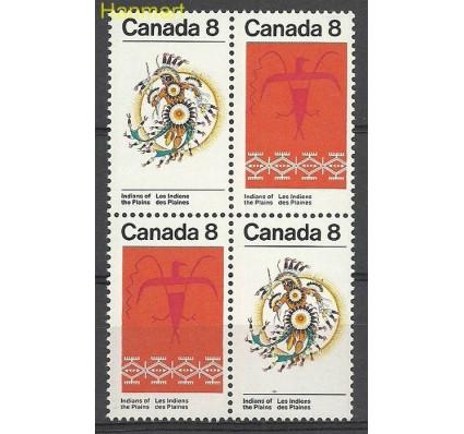 Znaczek Kanada 1972 Mi 511-512yII Czyste **