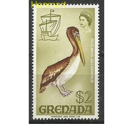 Znaczek Grenada 1969 Mi 290 Czyste **