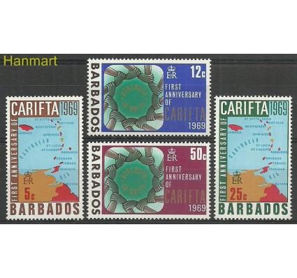 Znaczek Barbados 1969 Mi 285-288 Czyste **