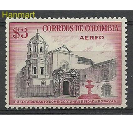 Znaczek Kolumbia 1954 Mi 682 Z podlepką *