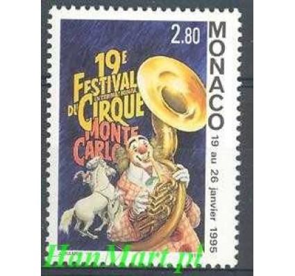 Monako 1995 Mi 2214 Czyste **