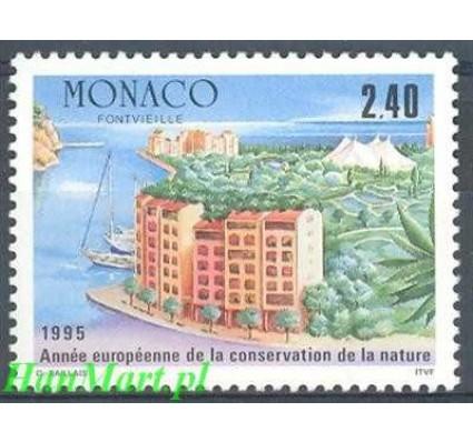 Monako 1995 Mi 2216 Czyste **