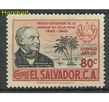 Znaczek Salwador 1940 Mi 577 Z podlepką *