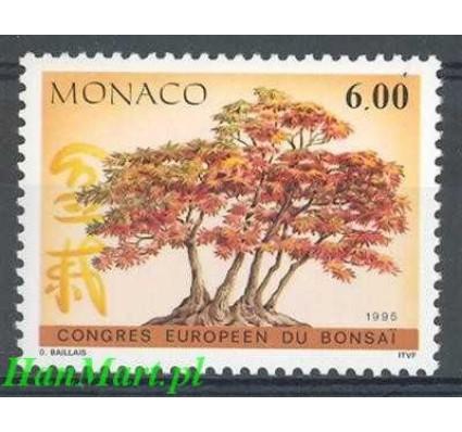 Monako 1995 Mi 2219 Czyste **