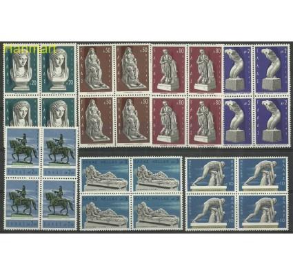 Znaczek Grecja 1967 Mi 936-942 Czyste **
