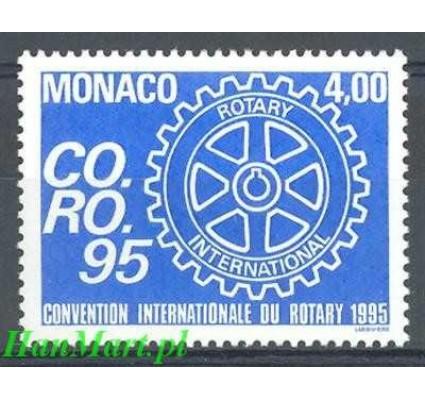 Znaczek Monako 1995 Mi 2220 Czyste **