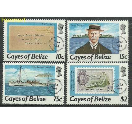 Znaczek Belize 1984 Mi 18-21 Czyste **