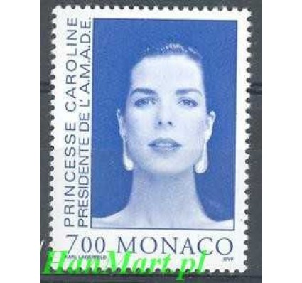 Monako 1995 Mi 2227 Czyste **