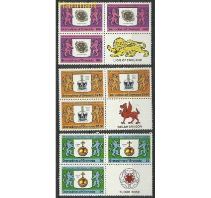 Znaczek Grenada i Grenadyny 1978 Mi vie285-287C Czyste **
