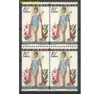 Znaczek Kolumbia 1959 Mi vie849 Czyste **