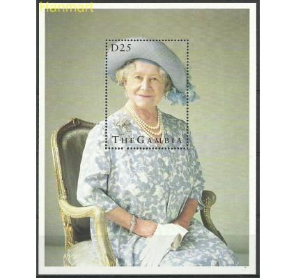 Znaczek Gambia 1995 Mi bl 259 Czyste **