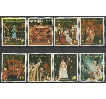 Znaczek Gwinea Równikowa 1977 Mi 1044-1051 Czyste **