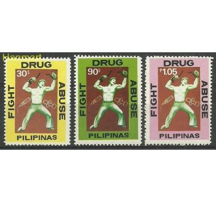 Znaczek Filipiny 1979 Mi 1312-1314 Czyste **
