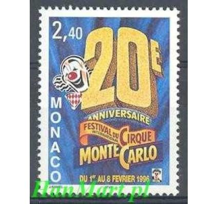 Monako 1996 Mi 2277 Czyste **