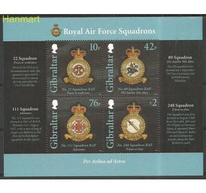 Znaczek Gibraltar 2012 Mi bl 105 Czyste **