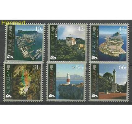 Znaczek Gibraltar 2012 Mi 1484-1489 Czyste **