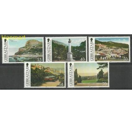 Znaczek Gibraltar 2014 Mi 1606-1610 Czyste **