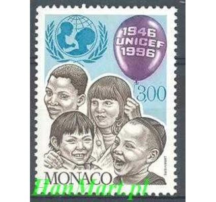 Monako 1996 Mi 2316 Czyste **