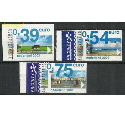 Znaczek Holandia 2002 Mi 1977-1979 Czyste **